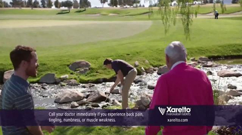 Xarelto TV Spot, 'Reduce Your Risk' Featuring Kevin Nealon, Brian Vickers - Thumbnail 6