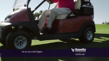 Xarelto TV Spot, 'Reduce Your Risk' Featuring Kevin Nealon, Brian Vickers - Thumbnail 7