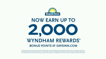 Days Inn TV Spot, 'Best Value Under the Sun' - Thumbnail 8