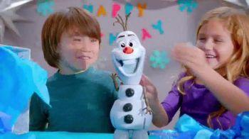 Disney Frozen Olaf-A-Lot TV Spot, 'Laugh-a-Lot'