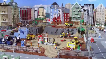 LEGO City Demolition Experts Collection TV Spot, 'Blast the Old Building' - Thumbnail 2