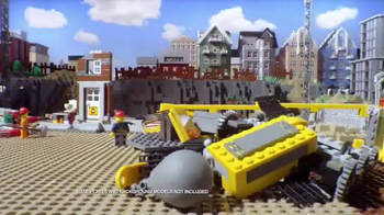 LEGO City Demolition Experts Collection TV Spot, 'Blast the Old Building' - Thumbnail 5
