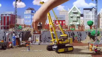 LEGO City Demolition Experts Collection TV Spot, 'Blast the Old Building' - Thumbnail 7