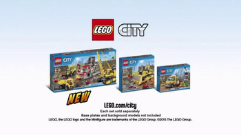 LEGO City Demolition Experts Collection TV Spot, 'Blast the Old Building' - Thumbnail 9