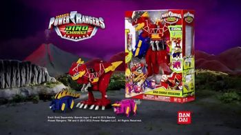 Power Rangers Dino Charge Megazord TV Spot, 'Greatest Discovery Ever'