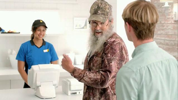 Zaxby's Spicy Honey BBQ Boneless Wings Meal TV Spot, 'Hey' Ft. Si Robertson - Thumbnail 7