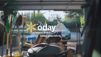 Walmart TV Spot, 'Family Project' Song by Vinyl Hearts - Thumbnail 2