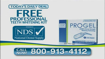 Pro Gel TV Spot, 'Today's Daily Deal' - Thumbnail 1