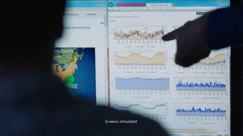 Microsoft Cloud TV Spot, 'Extreme Weather' - Thumbnail 5
