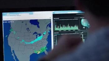 Microsoft Cloud TV Spot, 'Extreme Weather' - Thumbnail 6