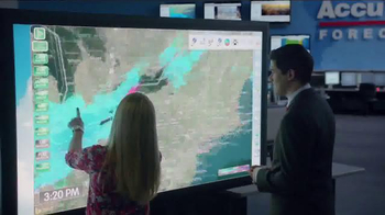 Microsoft Cloud TV Spot, 'Extreme Weather'