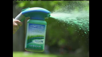 Hydro Mousse TV Spot, 'Your Lawn'