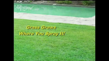 Hydro Mousse TV Spot, 'Your Lawn' - Thumbnail 3