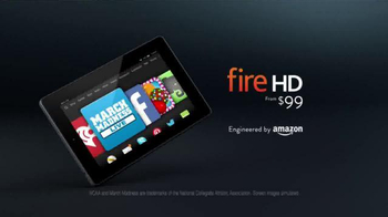Amazon Fire HD Tablet TV Spot, 'Actual Tumble Test' - Thumbnail 7