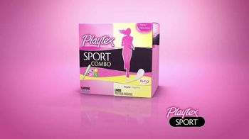 Playtex Sport Combo TV Spot, 'Runner' - Thumbnail 8