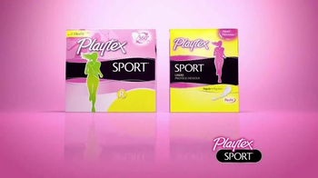 Playtex Sport Combo TV Spot, 'Runner' - Thumbnail 7