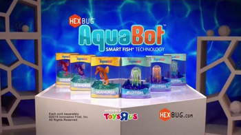 Hexbug Aquabot Seahorse & Jellyfish TV Spot, 'Rapping Shark' - Thumbnail 10