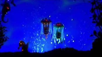 Hexbug Aquabot Seahorse & Jellyfish TV Spot, 'Rapping Shark' - Thumbnail 8