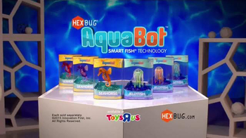 Hexbug Aquabot Seahorse & Jellyfish TV Spot, 'Rapping Shark' - Thumbnail 9