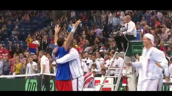 BNP Paribas TV Spot, 'We Are Tennis' - Thumbnail 4