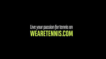 BNP Paribas TV Spot, 'We Are Tennis' - Thumbnail 6