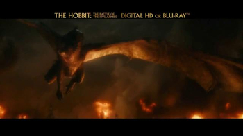 The Hobbit: The Battle of the Five Armies Blu-ray and Digital HD TV Spot - Thumbnail 1
