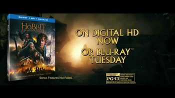 The Hobbit: The Battle of the Five Armies Blu-ray and Digital HD TV Spot - Thumbnail 10