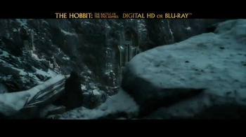 The Hobbit: The Battle of the Five Armies Blu-ray and Digital HD TV Spot - Thumbnail 2