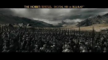 The Hobbit: The Battle of the Five Armies Blu-ray and Digital HD TV Spot - Thumbnail 3