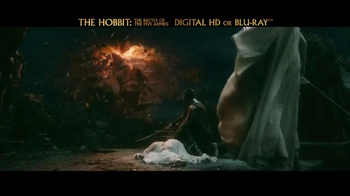 The Hobbit: The Battle of the Five Armies Blu-ray and Digital HD TV Spot - Thumbnail 4