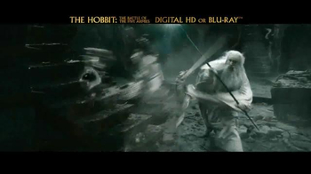 The Hobbit: The Battle of the Five Armies Blu-ray and Digital HD TV Spot - Thumbnail 5