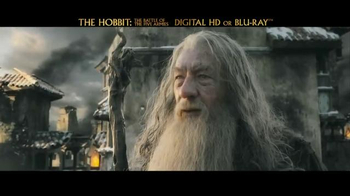The Hobbit: The Battle of the Five Armies Blu-ray and Digital HD TV Spot