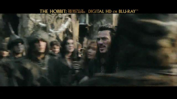The Hobbit: The Battle of the Five Armies Blu-ray and Digital HD TV Spot - Thumbnail 7