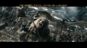 The Hobbit: The Battle of the Five Armies Blu-ray and Digital HD TV Spot - Thumbnail 9
