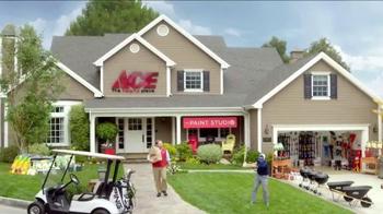 ACE Hardware TV Spot, 'Golf Swing' Featuring Hunter Mahan - Thumbnail 1