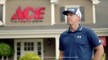 ACE Hardware TV Spot, 'Golf Swing' Featuring Hunter Mahan