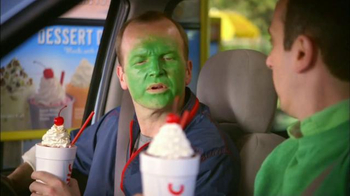 Sonic Drive-In Shakes TV Spot, 'Green for St. Patrick's Day' - 964 commercial airings