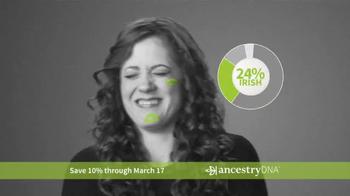AncestryDNA TV Spot, 'Prove Your Irish Ethnicity' - Thumbnail 3