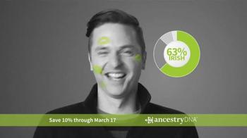 AncestryDNA TV Spot, 'Prove Your Irish Ethnicity' - Thumbnail 4