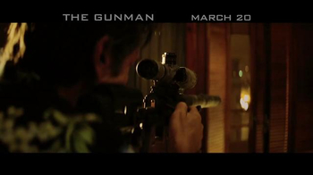 The Gunman - Alternate Trailer 18
