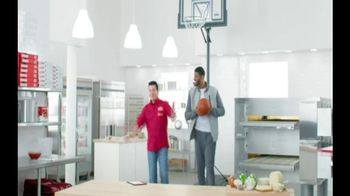 Papa John's Pay$hare TV Spot, 'Play for the Check' Featuring Paul George