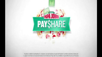 Papa John's Pay$hare TV Spot, 'Play for the Check' Featuring Paul George - Thumbnail 5