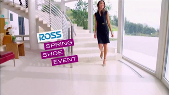 Ross Spring Shoe Event TV Spot, 'Huge Savings on Great Styles' - 113 commercial airings