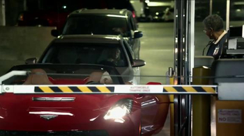 Mitsubishi Electric TV Spot, 'Parking Gate' Featuring Corey Pavin - Thumbnail 4