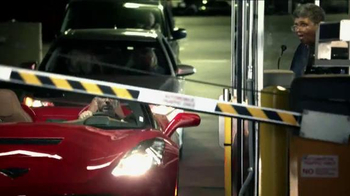 Mitsubishi Electric TV Spot, 'Parking Gate' Featuring Corey Pavin - Thumbnail 6