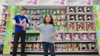 Toys R Us Easter TV Spot, 'Carried Away'