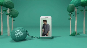Total Wireless TV Spot, 'Don't Be Chained Down' - Thumbnail 2