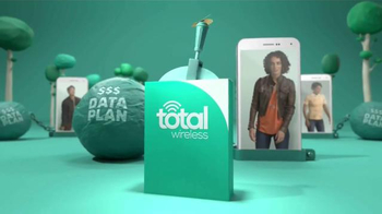 Total Wireless TV Spot, 'Don't Be Chained Down' - Thumbnail 4