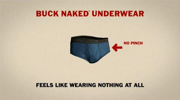 Duluth Trading Buck Naked Underwear TV Spot, 'Meat Grinder' - Thumbnail 8