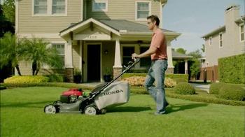 Honda Lawn Mowers TV Spot, 'Walkers'